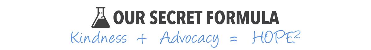 our-secret-formula